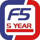 The Fastline F5™ Guarantee
